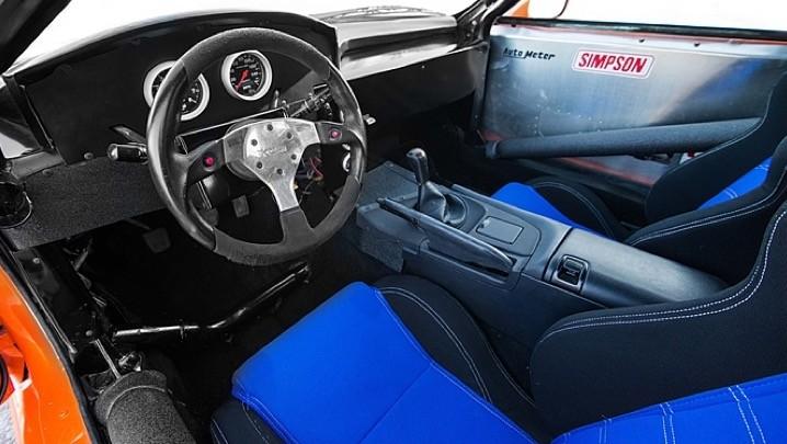 """Sale a subasta el Toyota Supra MKIV naranja de """"A todo gas 1"""" 4"""
