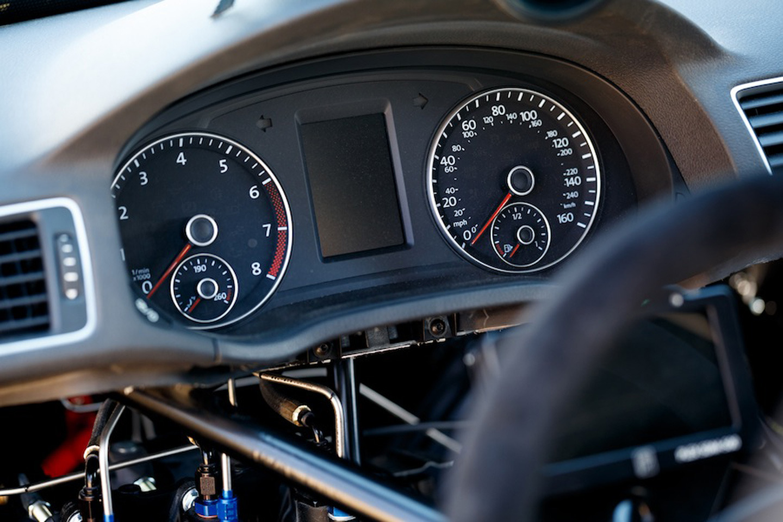 Un Volkswagen Passat de 900 CV para participar en la Fórmula Drift: sí, no estás loco 1