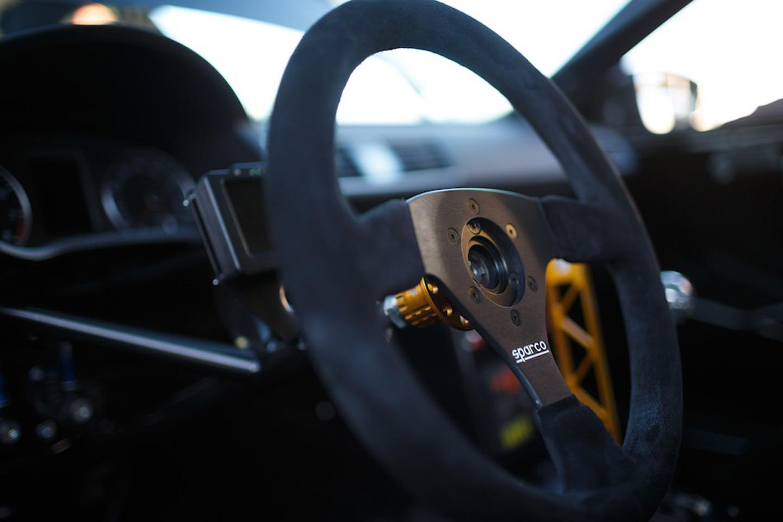Un Volkswagen Passat de 900 CV para participar en la Fórmula Drift: sí, no estás loco 3