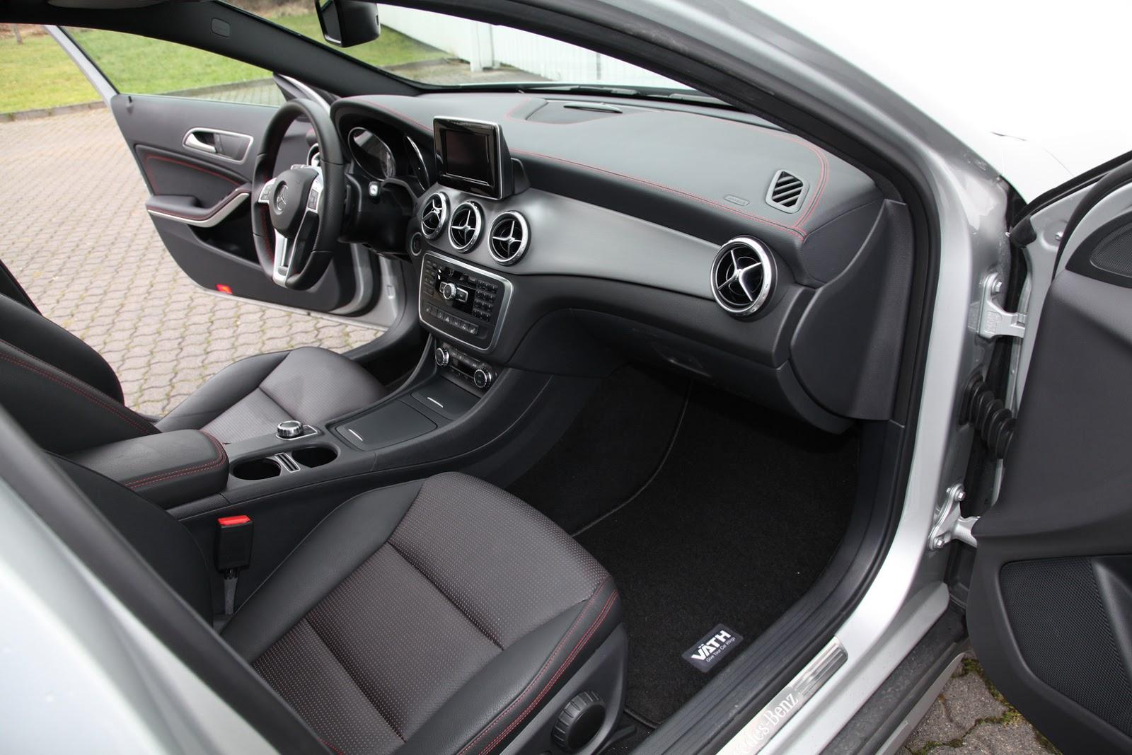 Väth Mercedes GLA 200: El chispazo adicional que estabas esperando 1