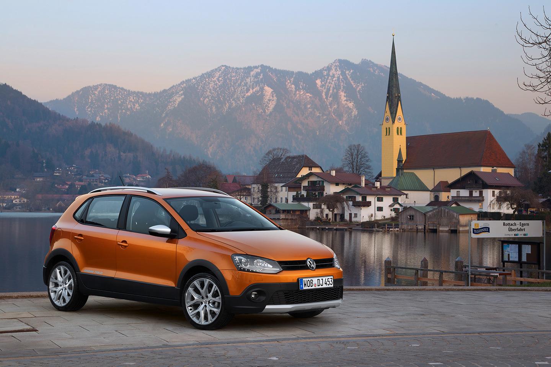 Volkswagen Cross Polo 2015: El Polo campero desde 18.420 euros 2