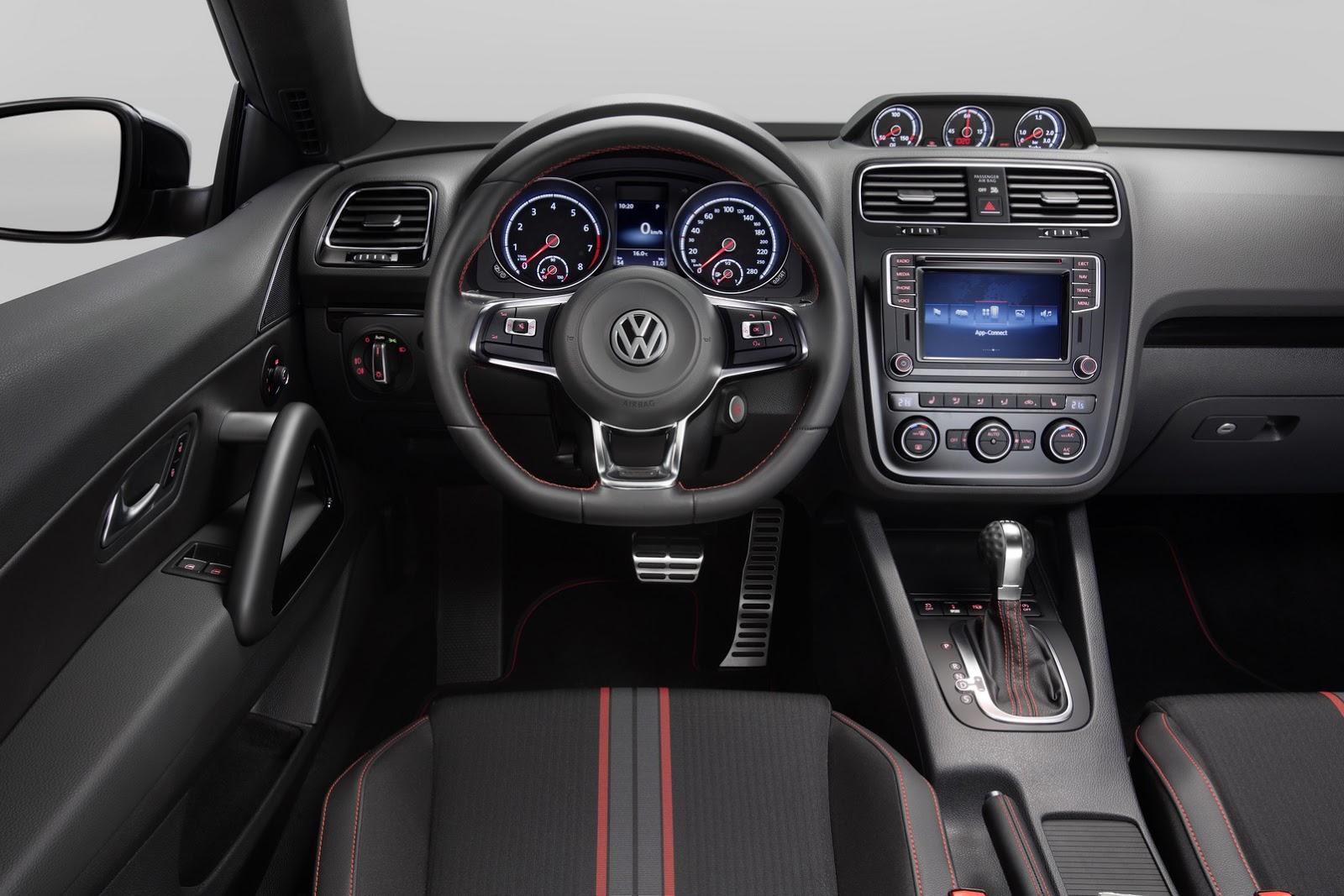 Volkswagen Scirocco GTS 2015: Hazlo más deportivo con este paquete deportivo 3