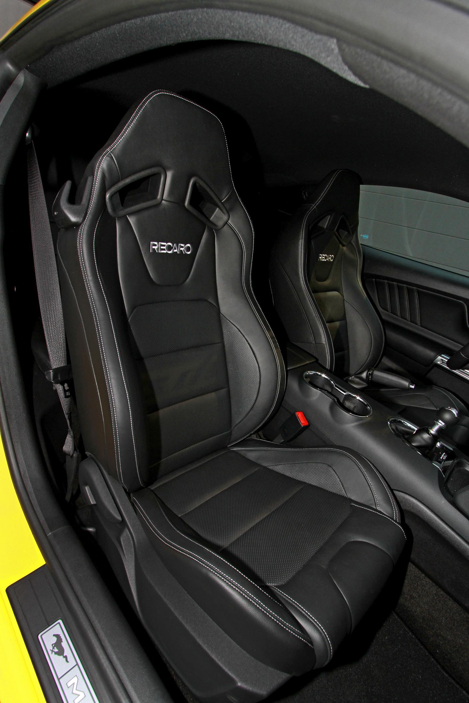 ¡709 CV en tu Ford Mustang GT gracias a GeigerCars! Por 82.900 euros puedes hacerte con el pack 3