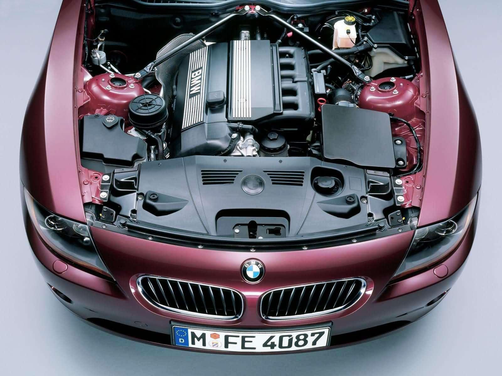 Antojo de roadster: BMW Z4 3.0i (E85) 2