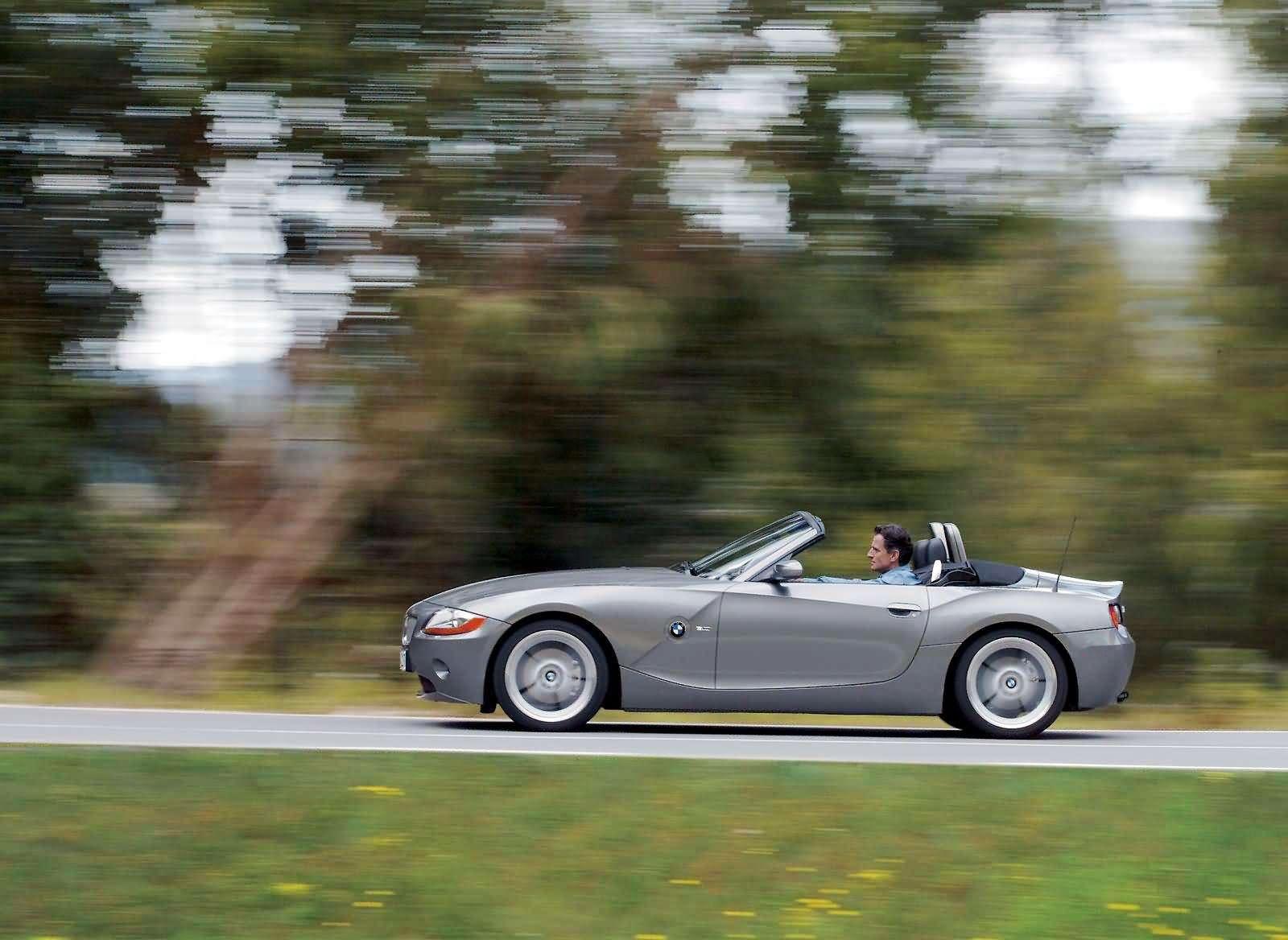 Antojo de roadster: BMW Z4 3.0i (E85) 4