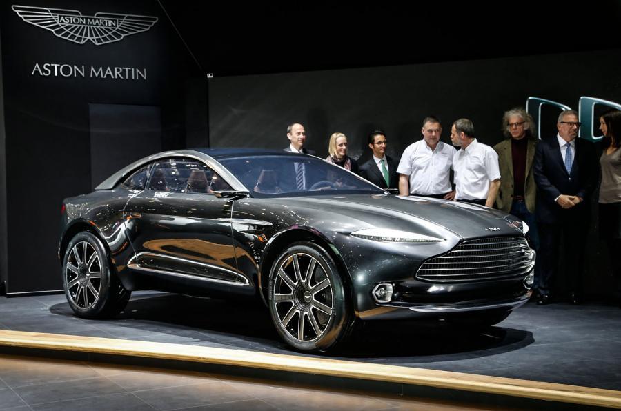 Aston Martin y el cambio de estrategia que vamos a presenciar