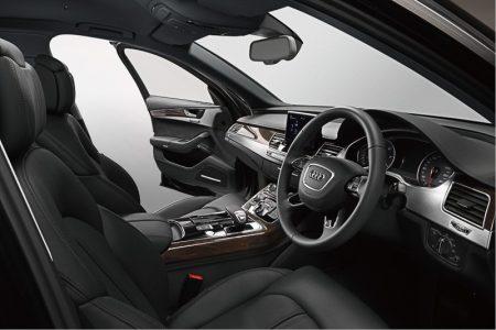 Audi A8L Chauffeur Special Edition: Sólo 5 unidades para Japón