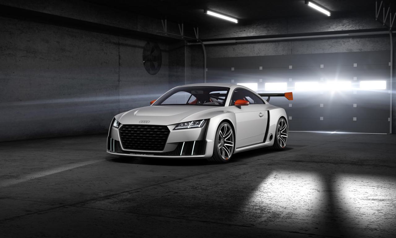 Audi TT clubsport turbo, 600 caballos y tur 1