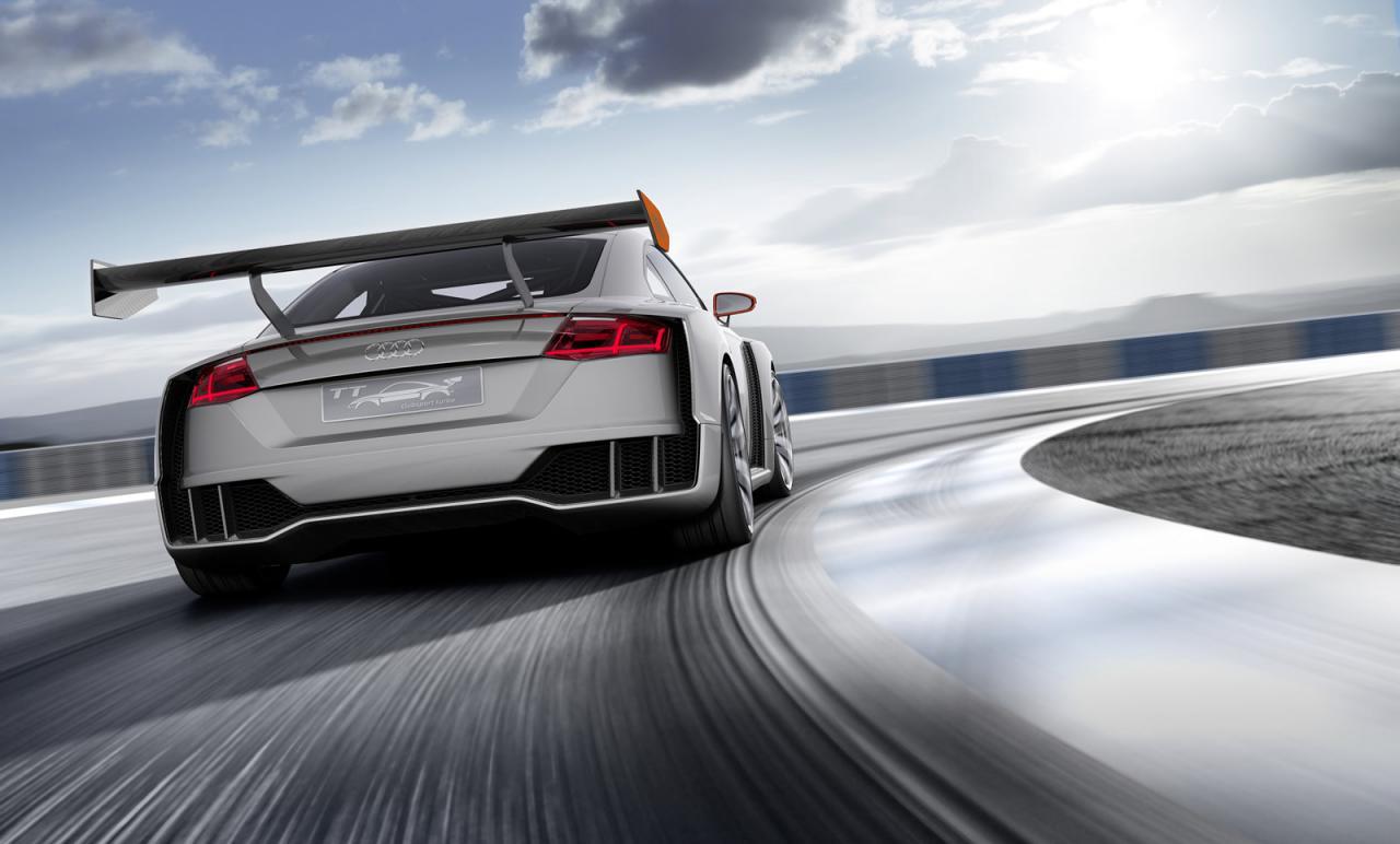 Audi TT clubsport turbo, 600 caballos y tur 2