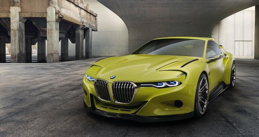BMW 3.0 CSL Hommage: El concepto CSL elevado al cubo y con una estética brutal 1