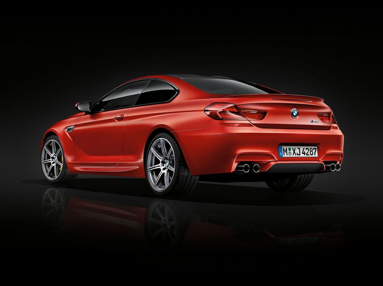 BMW M6 Competition Package: ahora con 600 caballos y 0 a 100 km/h en 3.9 segundos 1