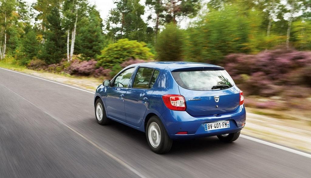 Dacia tendrá un compacto de acceso, más barato y pequeño que el Sandero 1