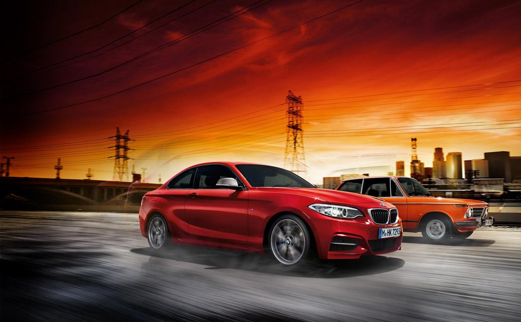 El BMW M2 Coupé tendrá 370 caballos y llegará a España estas navidades 2