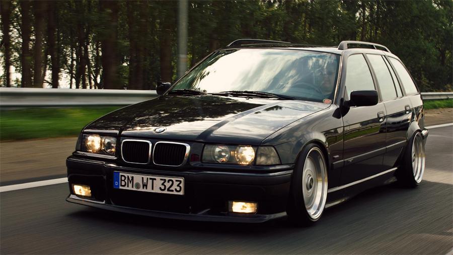 El BMW M3 Touring podría debutar en Fráncfort, vuelve el M3 familiar tras casi veinte años 2