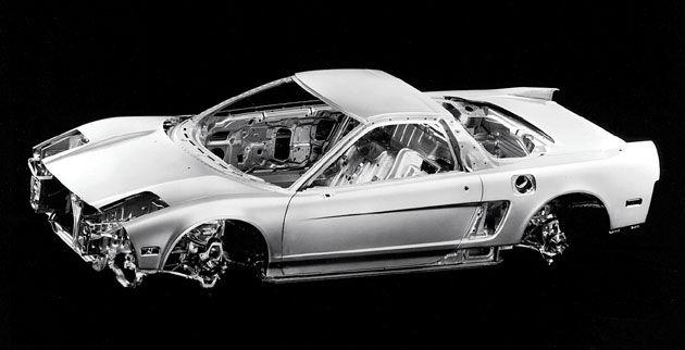 El Honda NSX cumple 25 años: un breve repaso a su historia 5