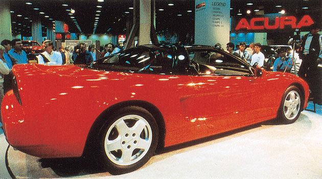 El Honda NSX cumple 25 años: un breve repaso a su historia 6