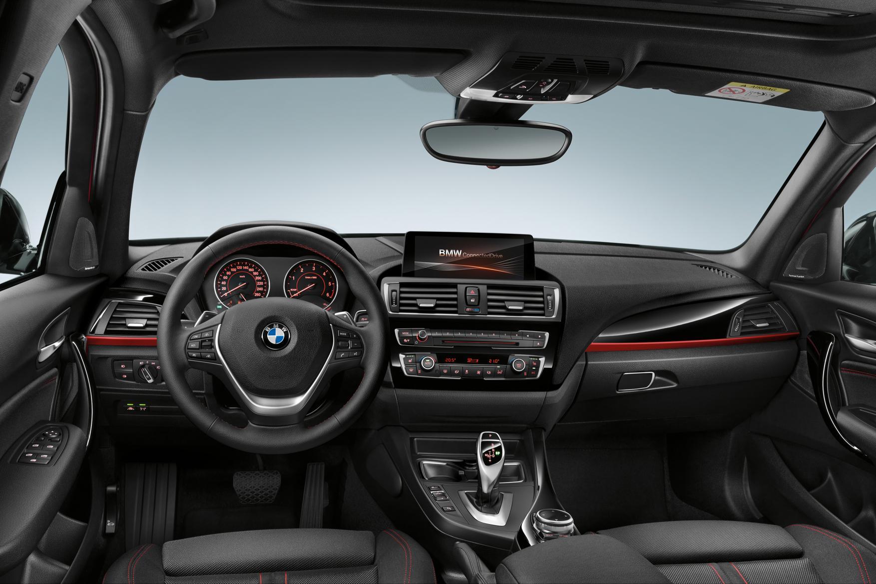 El lavado de cara del BMW Serie 1 ya tiene precios en España: Tienes un 116i desde 26.250 euros 2