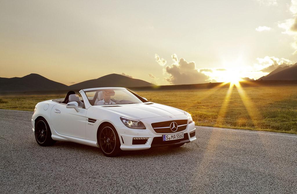 El Mercedes SLC debutará en otoño y se podrá reservar en diciembre 1