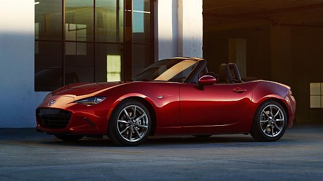 El nuevo Mazda MX-5 arrancará en los 25.000 euros 1