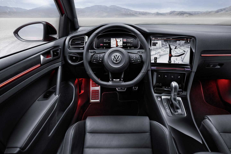 El restyling del Volkswagen Golf contará con tecnología de control de gestos 1