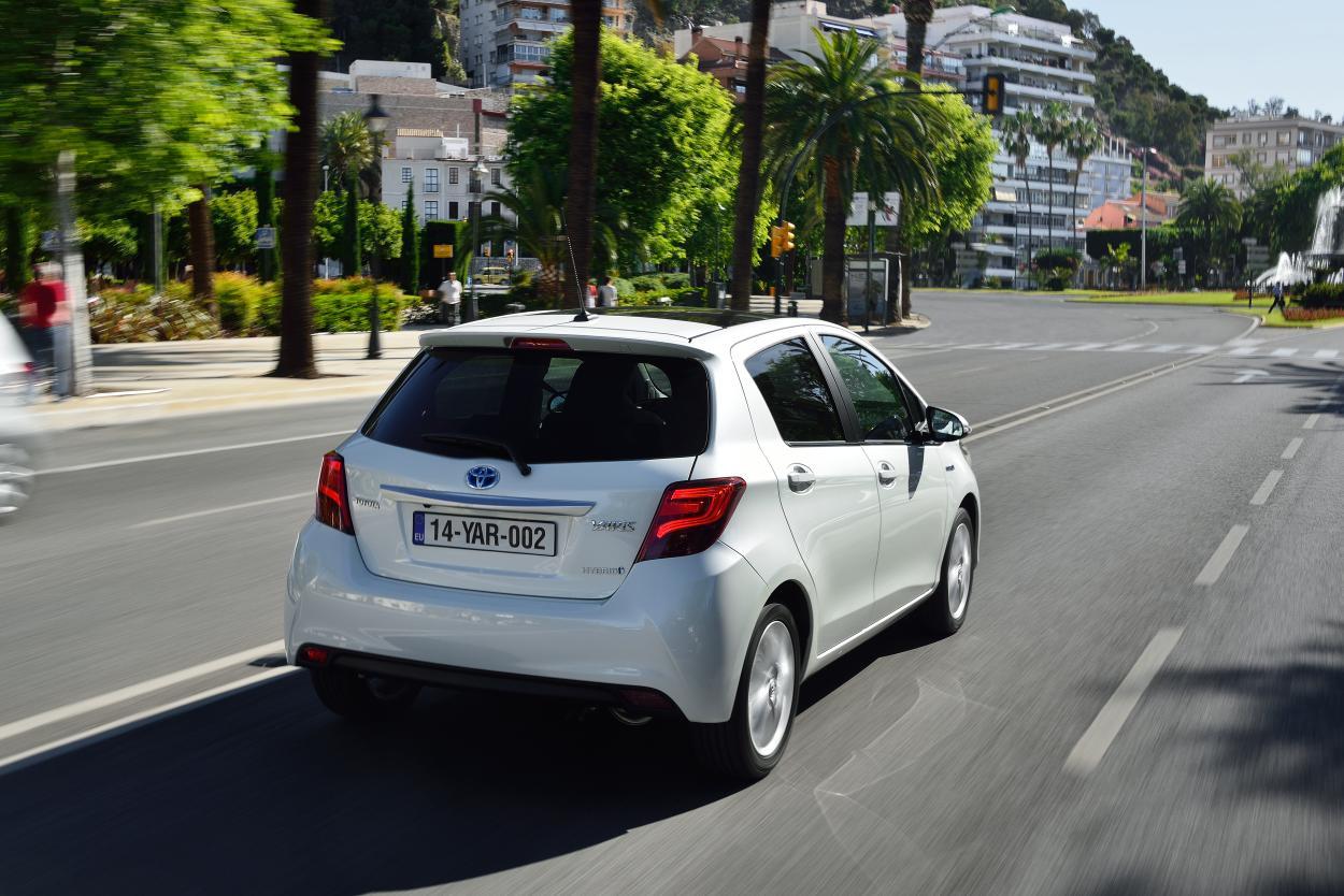 El Toyota Yaris Hybrid rebaja su precio: ahora desde 13.940 euros 2