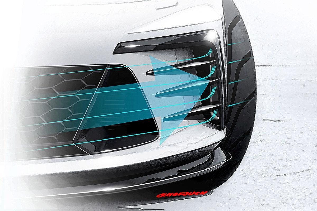 El Volkswagen Golf GTI Clubsport estará en Wörthersee, primeras imágenes oficiales 1