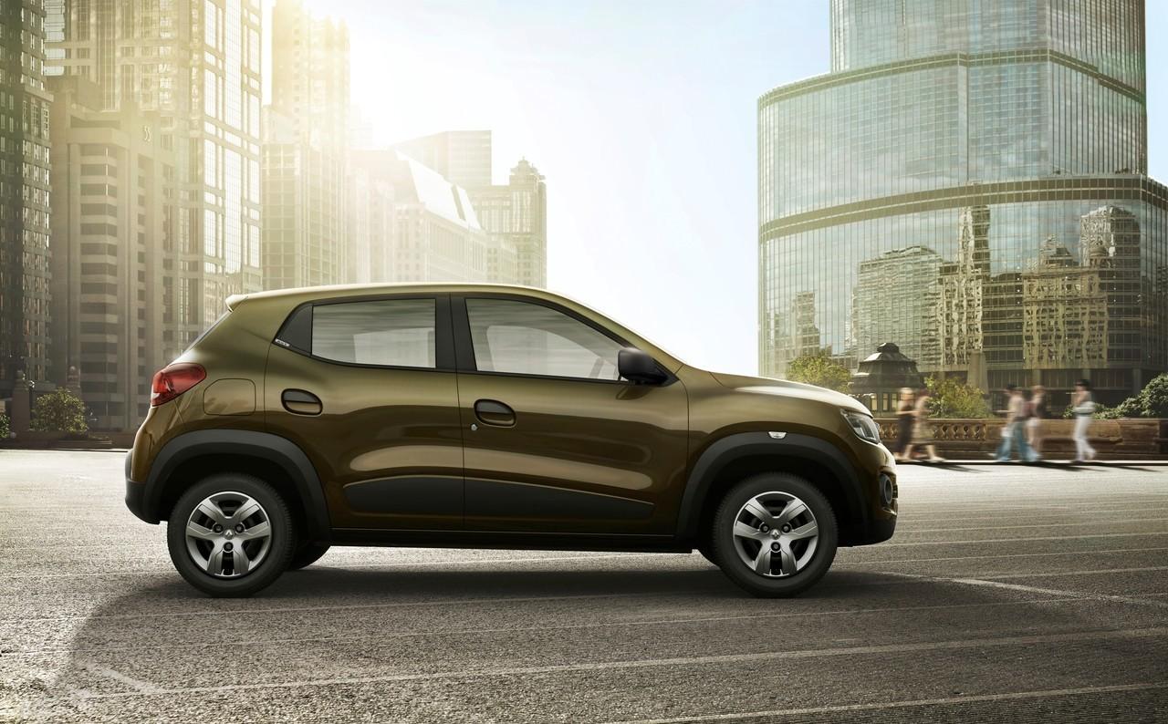 Este es el Renault KWID de producción: el SUV de bajo coste por 4.200 euros 2