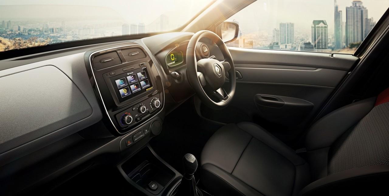 Este es el Renault KWID de producción: el SUV de bajo coste por 4.200 euros 4