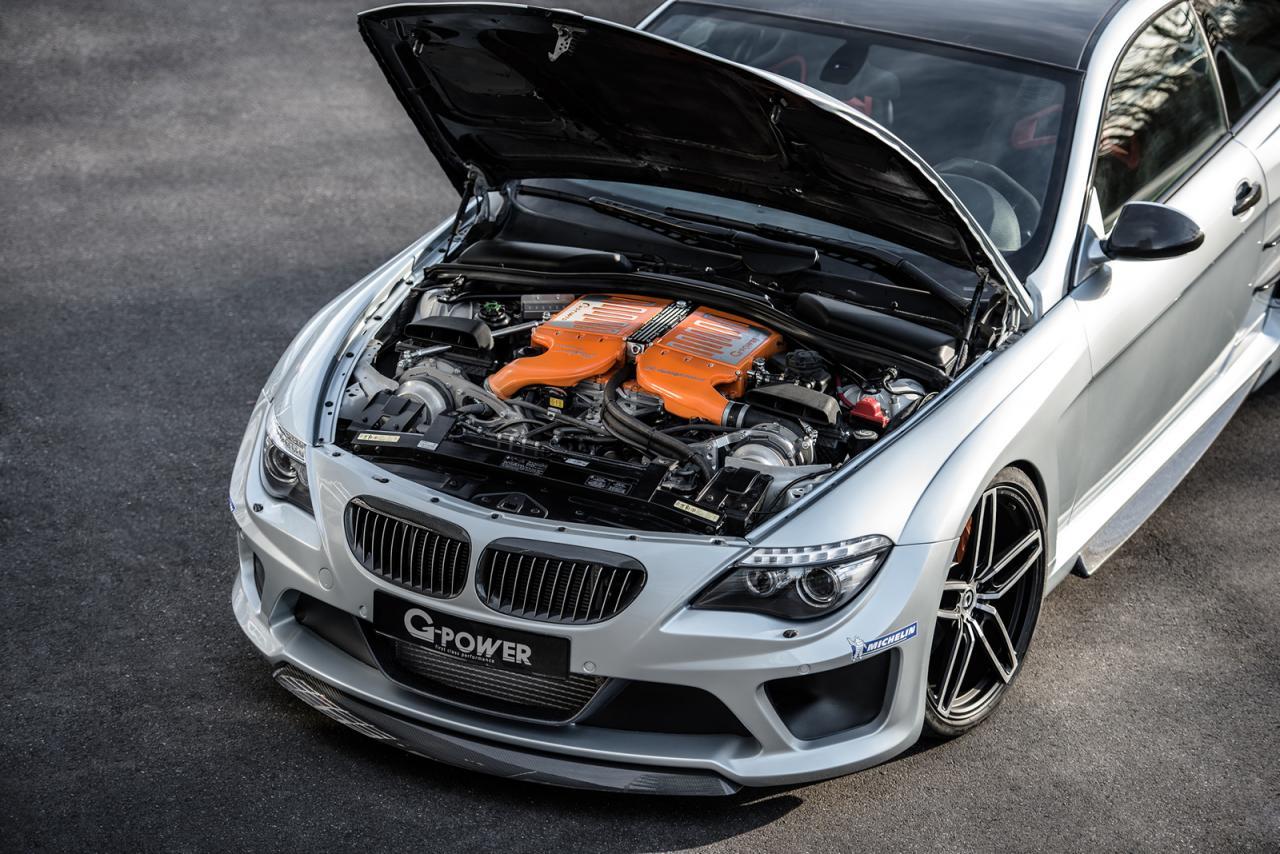 G-Power presenta su preparación más potente, es un BMW M6 E36 y desarrolla 1.001 caballos 3