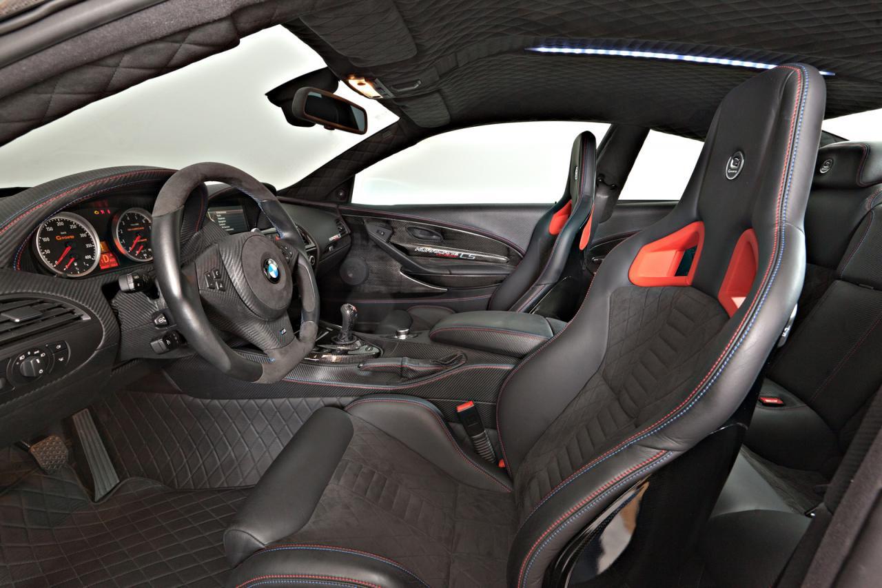 G-Power presenta su preparación más potente, es un BMW M6 E36 y desarrolla 1.001 caballos 5