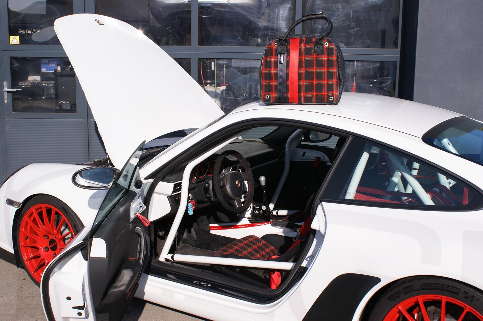 KAEGE Porsche 911 GT3 (997) Clubsport: Rutina de definición para verano y un pequeño dopaje 2