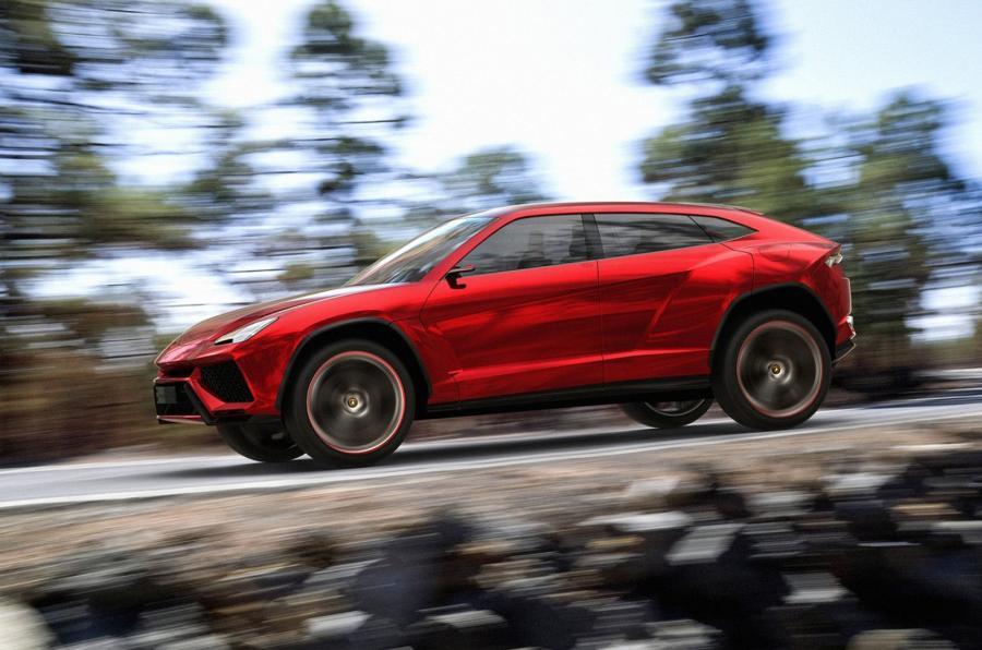 Lamborghini lanzará su SUV en el año 2018: ¡Bienvenido Urus! 1