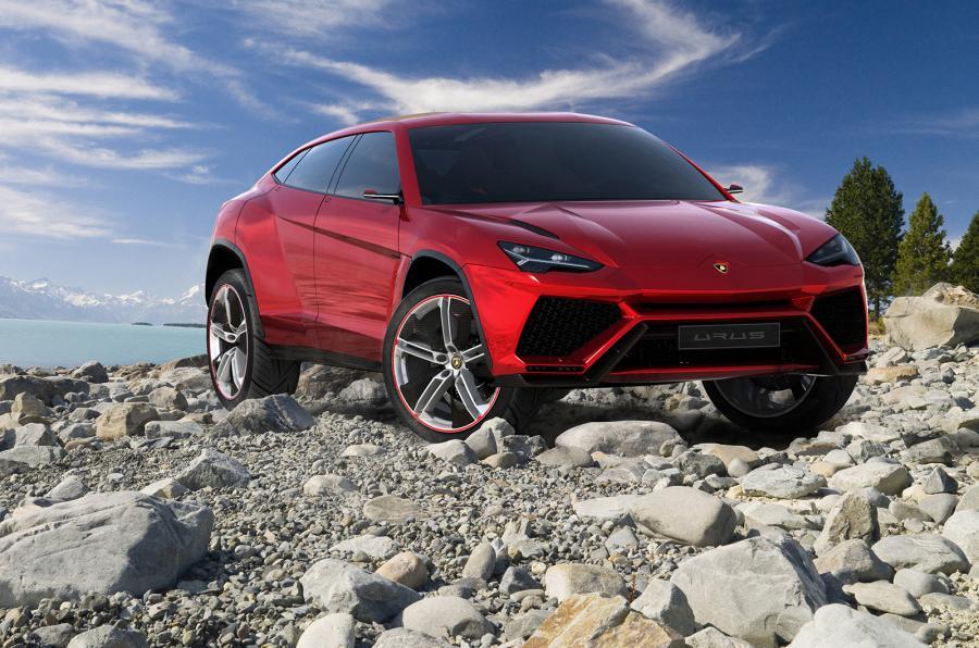 Lamborghini lanzará su SUV en el año 2018: ¡Bienvenido Urus! 2