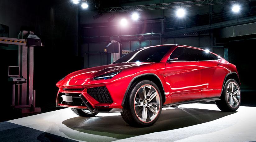Lamborghini no cierra la puerta al Estoque, el nuevo Panamera tendrá la llave 2
