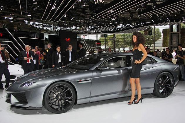 Lamborghini no cierra la puerta al Estoque, el nuevo Panamera tendrá la llave 3