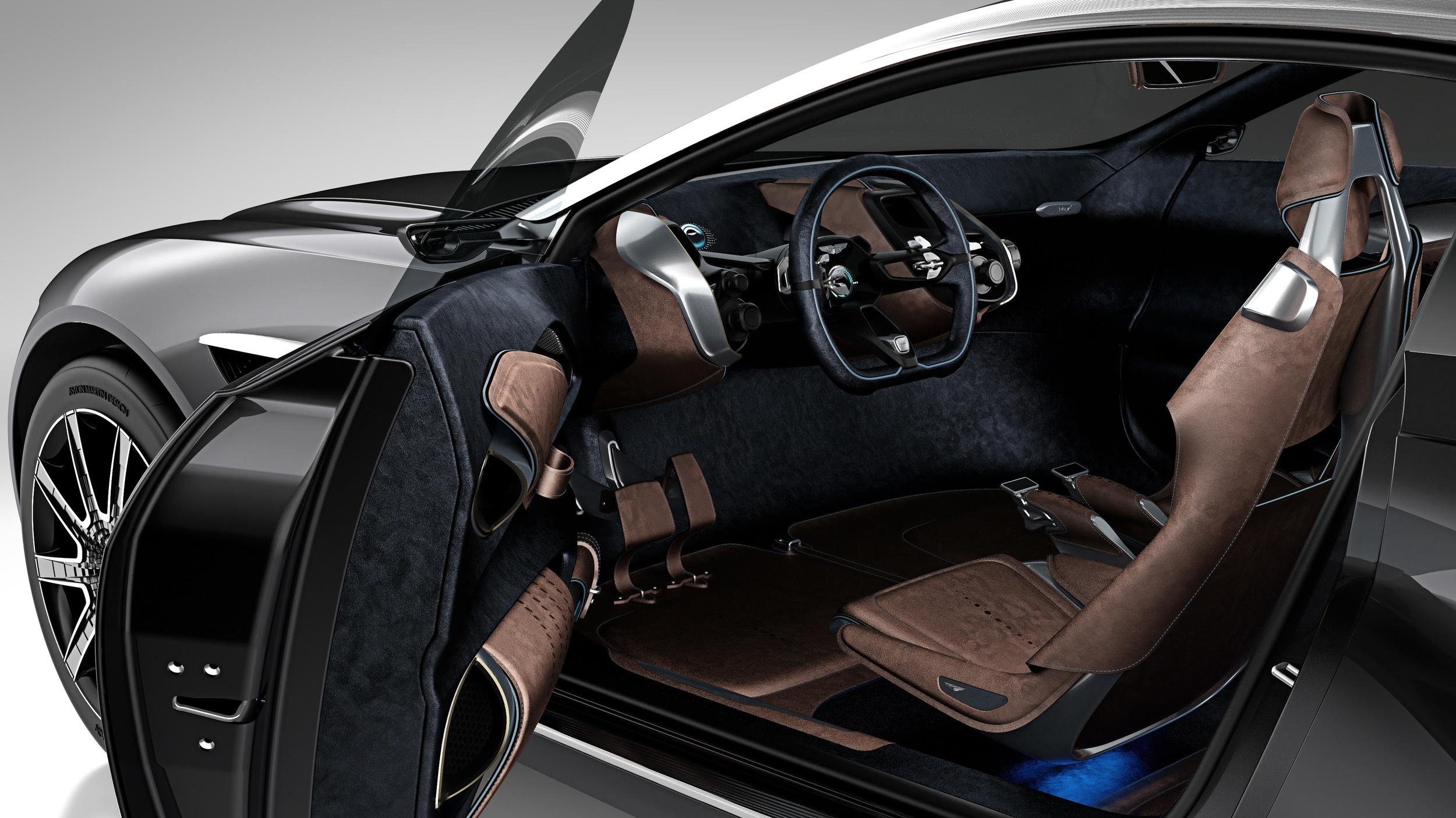 Luz verde al SUV: El Aston Martin DBX irá a producción 2