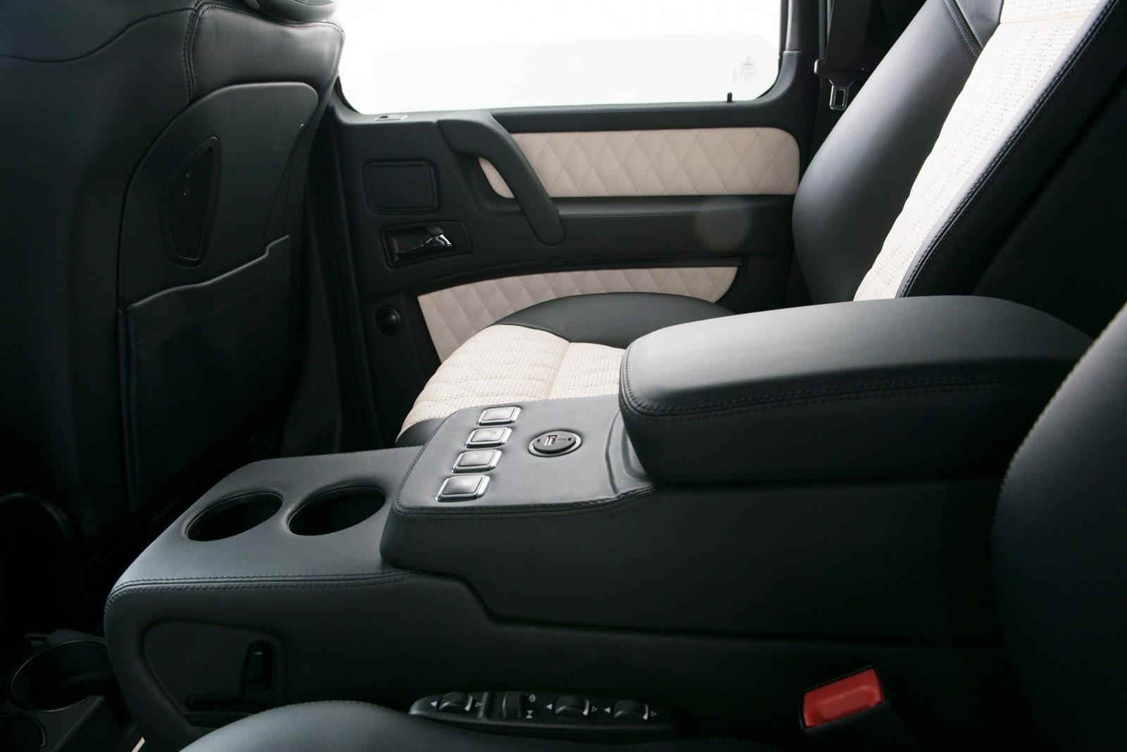 Mercedes G63 AMG por IMSA: 730 CV de pura potencia 2