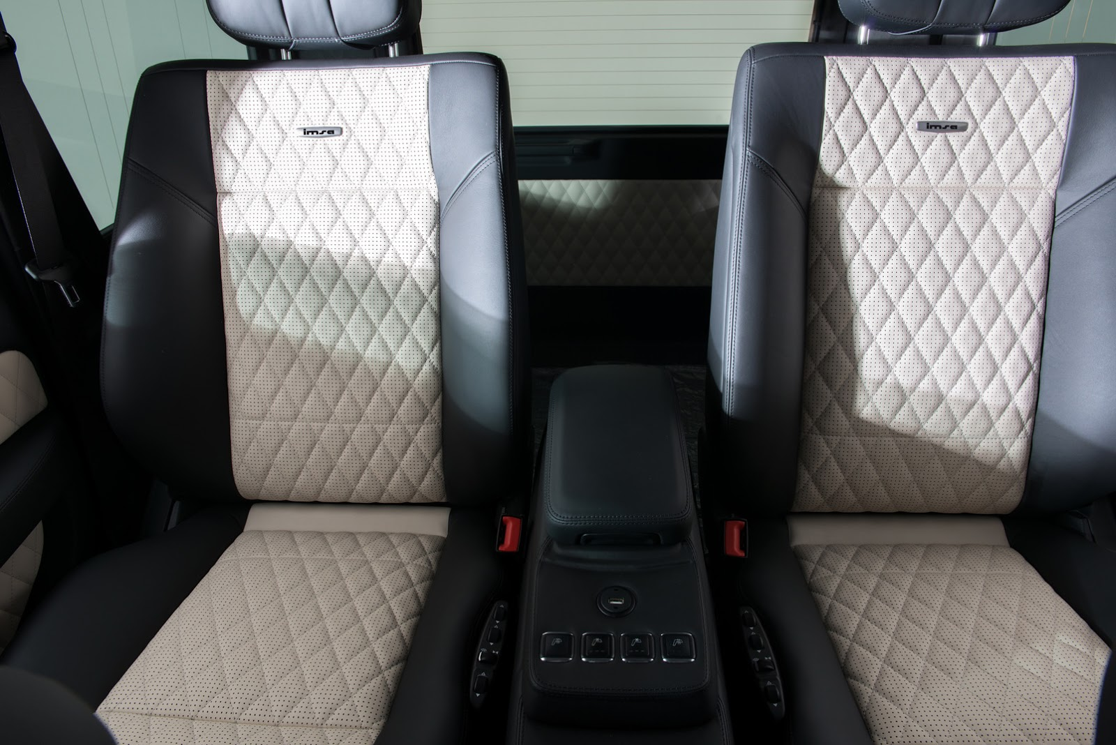 Mercedes G63 AMG por IMSA: 730 CV de pura potencia 3