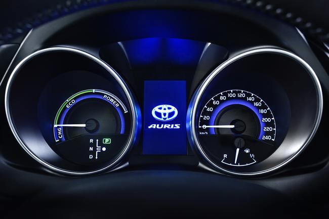Nuevo Toyota Auris 2015: Gama y listado de precios 1