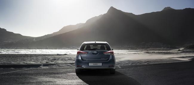 Nuevo Toyota Auris 2015: Gama y listado de precios 2