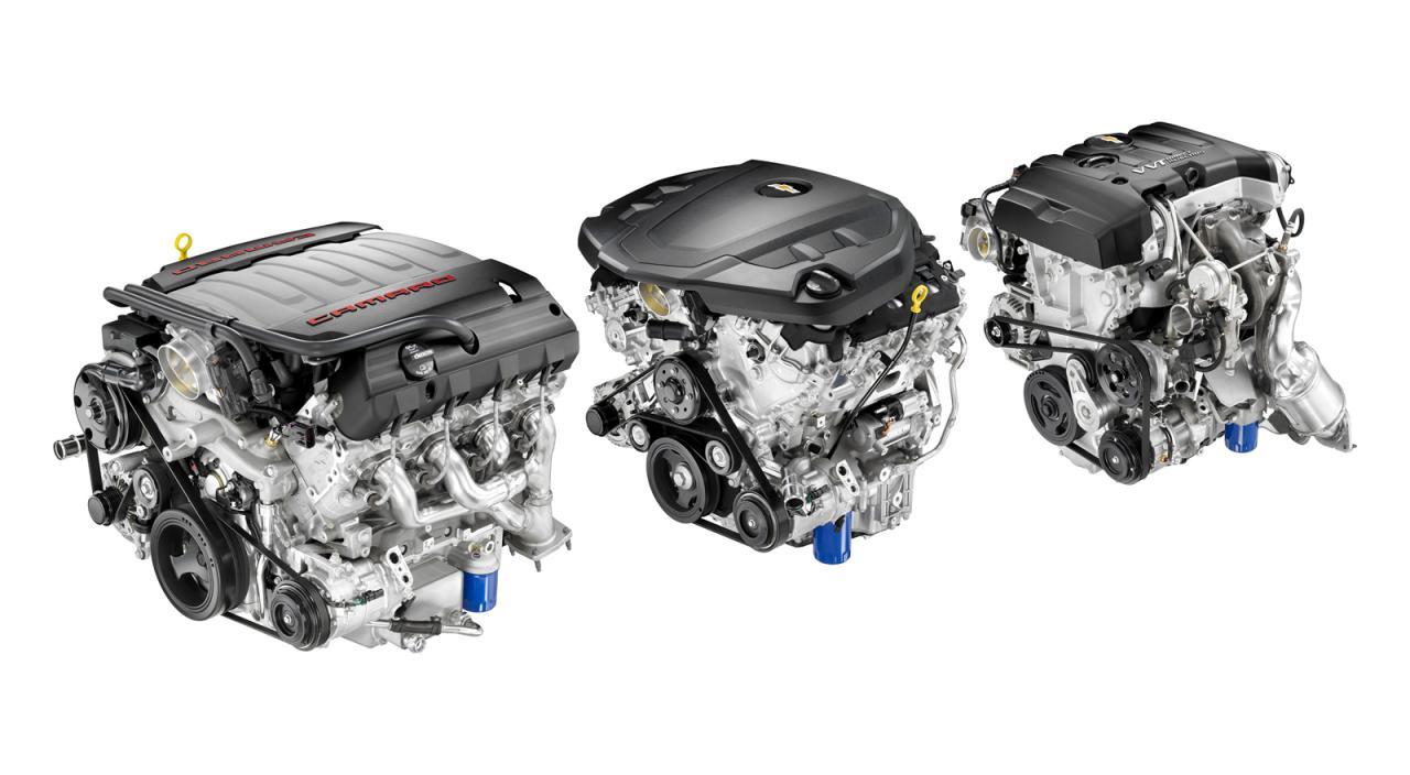 Oficial: 2016 Chevrolet Camaro, con motor de 4 cilindros y 455 caballos en la versión V8 SS 3