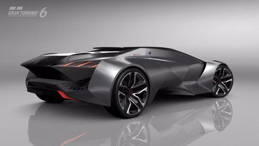 Peugeot Vision Gran Turismo: El prototipo virtual de 875 CV ya está aquí