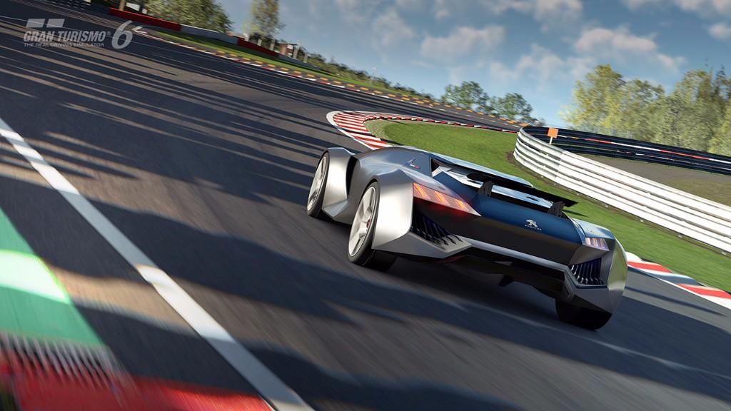 Peugeot Vision Gran Turismo: El prototipo virtual de 875 CV ya está aquí 1