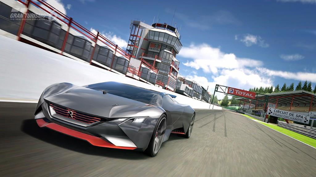 Peugeot Vision Gran Turismo: El prototipo virtual de 875 CV ya está aquí 2