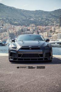 Prior Design presenta su Nissan GT-R: Una mirada más agresiva y un extra de potencia