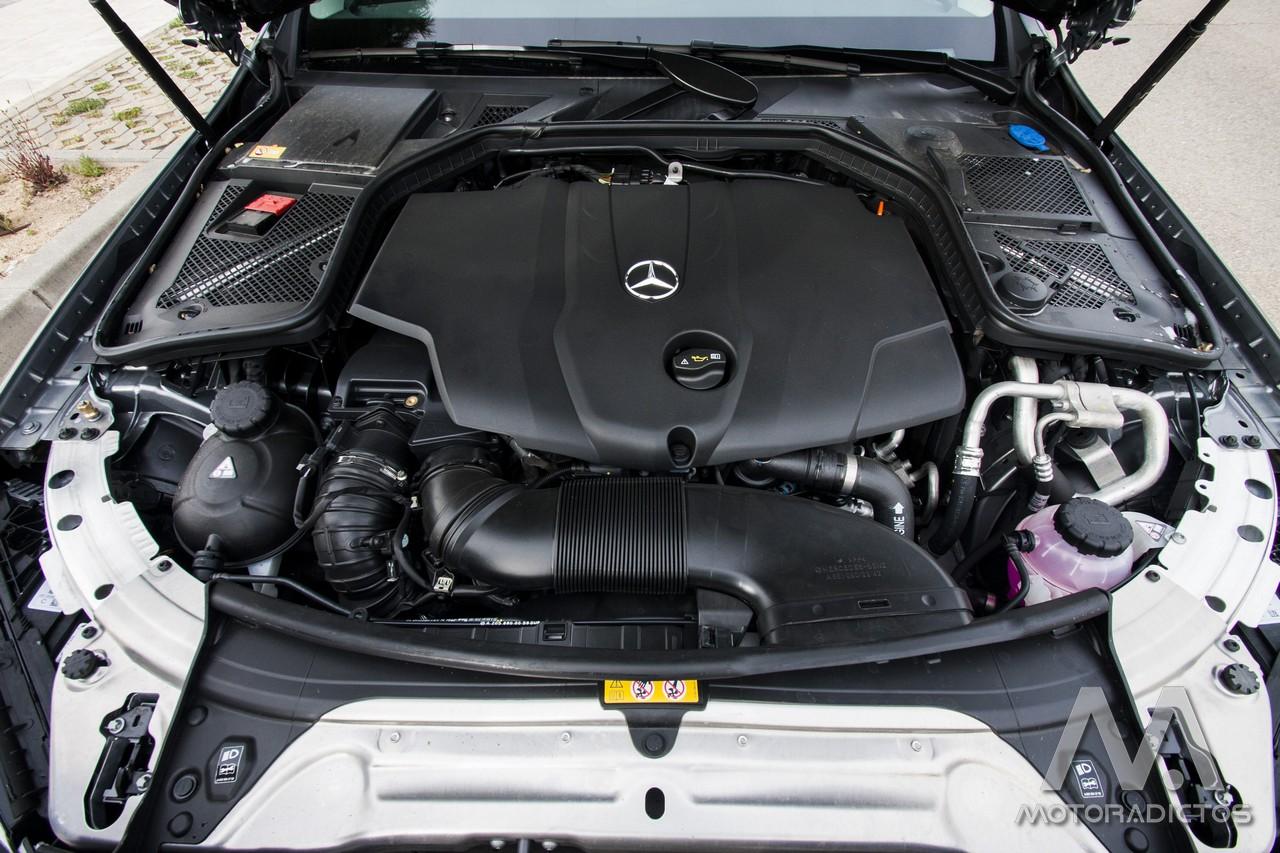 Prueba: Mercedes Benz C 220 BlueTEC  (diseño, habitáculo, mecánica) 3