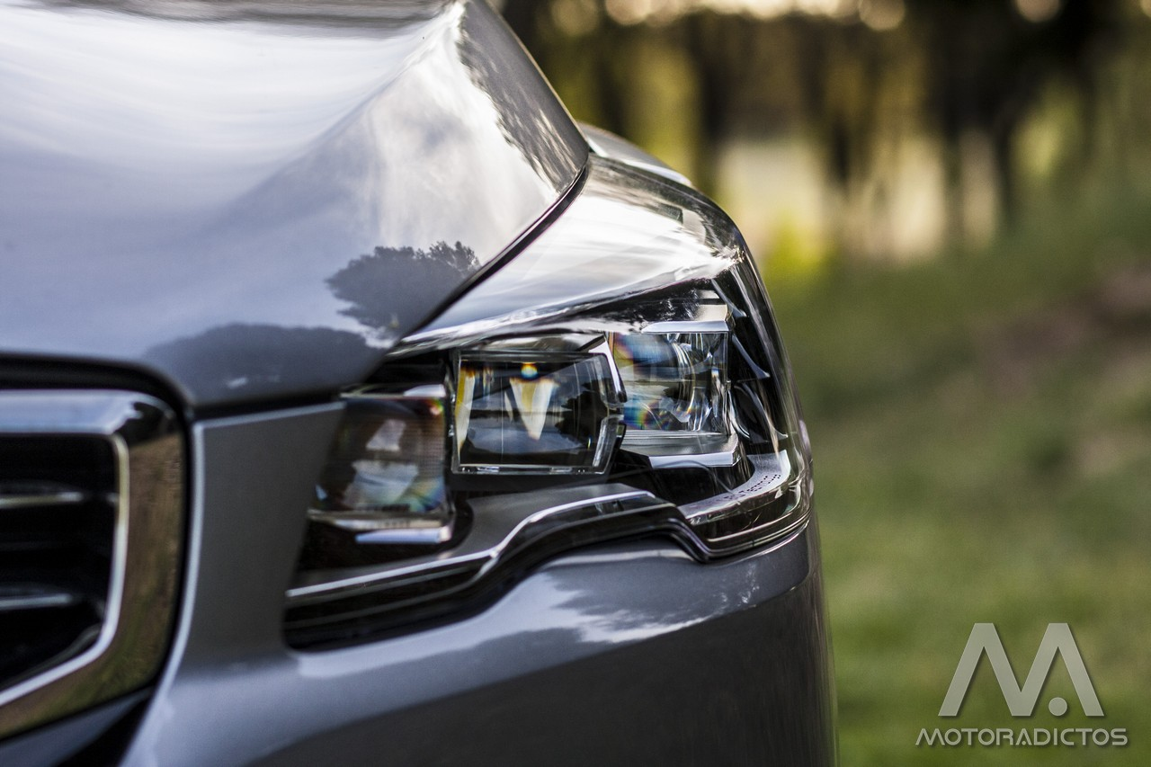 Prueba: Peugeot 508 BlueHDI 150 CV  (diseño, habitáculo, mecánica) 2