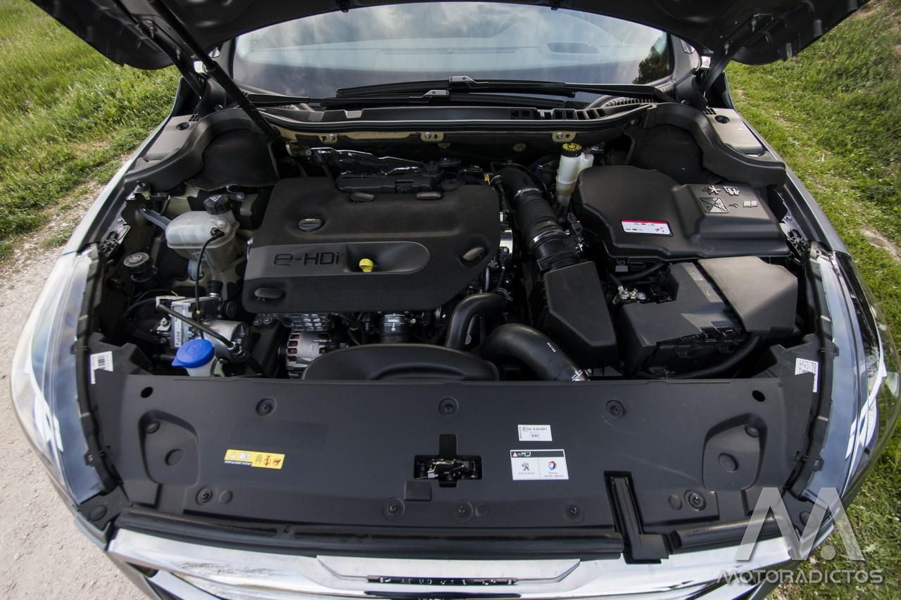 Prueba: Peugeot 508 BlueHDI 150 CV  (diseño, habitáculo, mecánica) 3