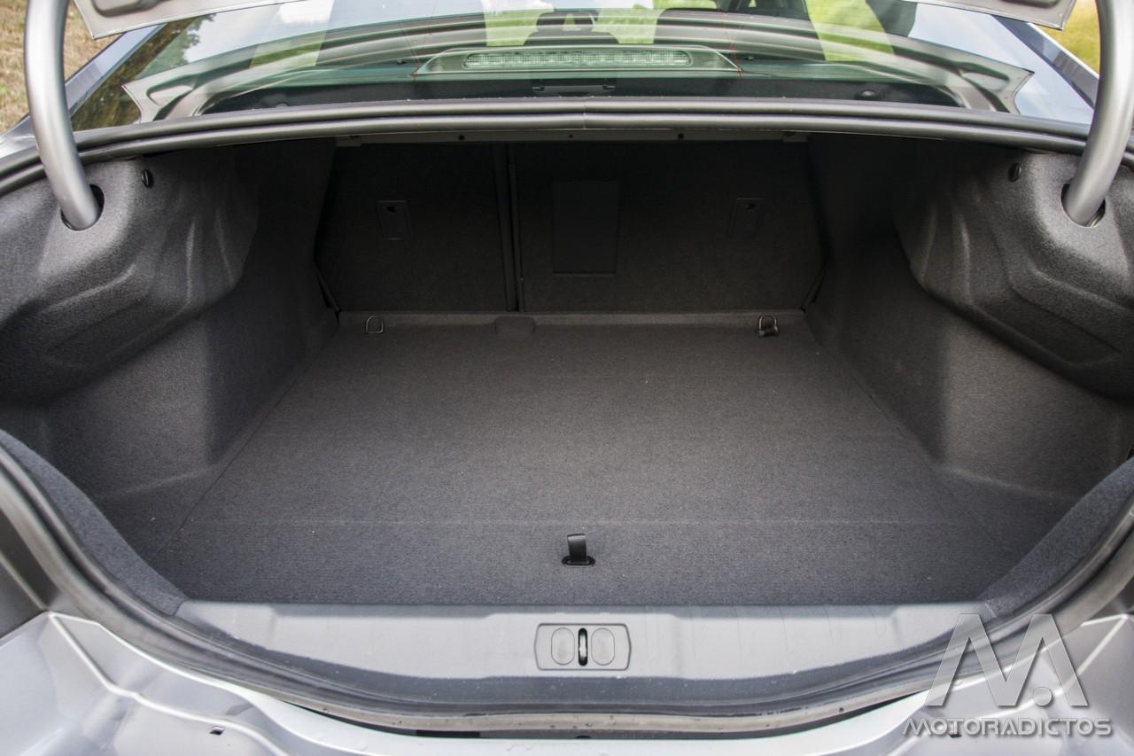 Prueba: Peugeot 508 BlueHDI 150 CV  (diseño, habitáculo, mecánica) 7