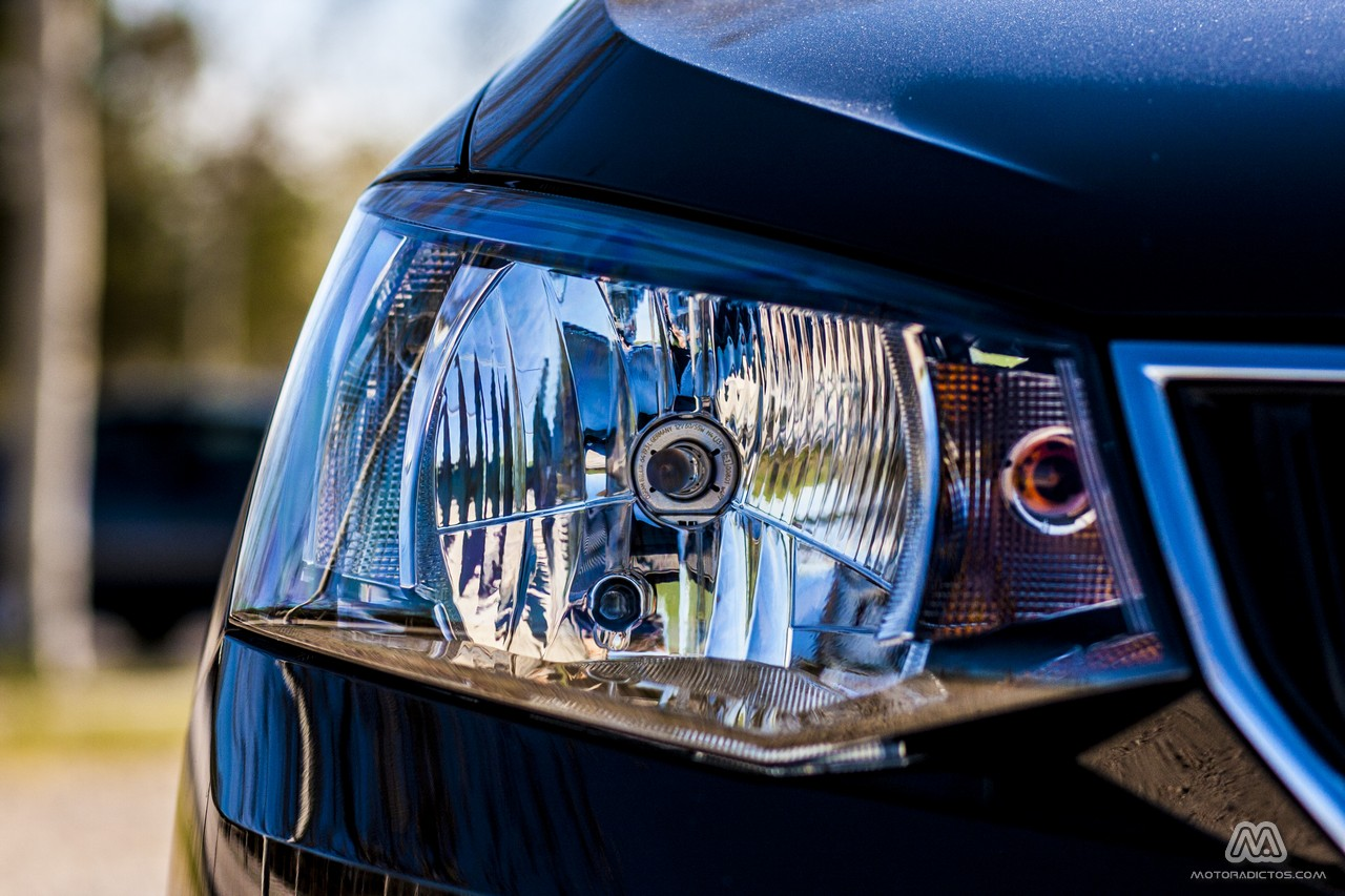 Prueba: Skoda Fabia 1.0 MPI 75 CV (diseño, habitáculo, mecánica) 2